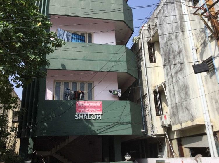 Ace Place Hostel For Ladies: Shalom Mansion