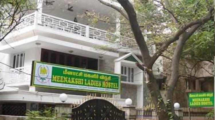 Ace Place Hostel For Ladies: Meenakshi Ladies Hostel In Kodambakkam
