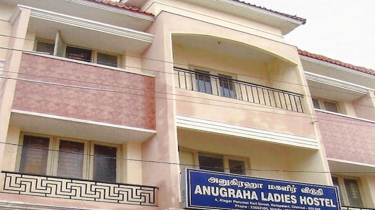 Ace Place Hostel For Ladies: Anugraha Ladies Hostel In Tambaram