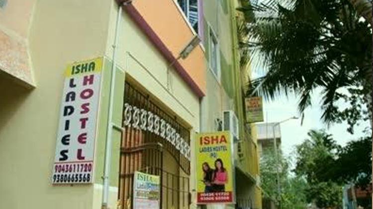 Ace Place Hostel For Ladies: Isha Ladies PG Hostel In Karapakkam