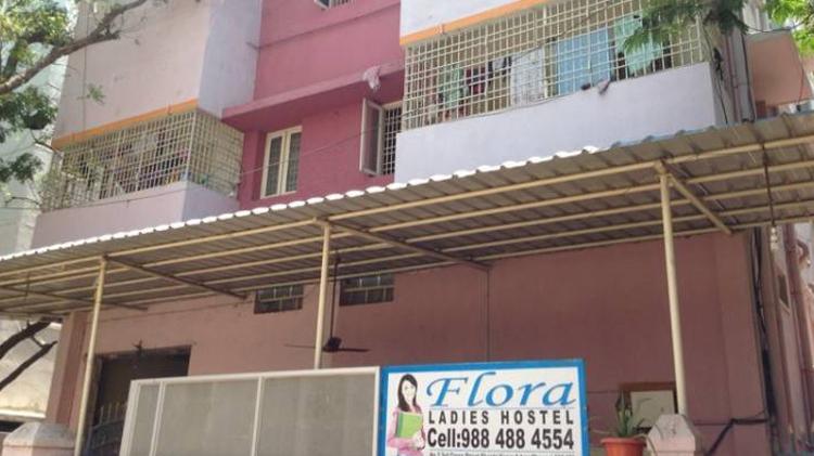 Ace Place Hostel For Ladies: Flora Ladies Hostel In Thiruvanmiyur
