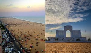 Visit Marina Beach/ Elliots Beach