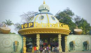 Get an adrenaline rush at VGP Universal Kingdom